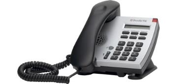 ShoreTel 110 IP phone silver color 110 voip telephone