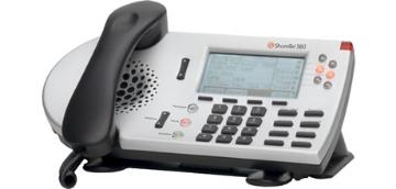 ShoreTel 560G IP phone silver color 560 voip telephone