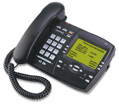 Nortel Aastra Vista 480e Phone