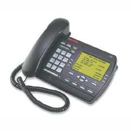 Vista 390 Meridian phone Aastra Screenphone Nortel telephone large display