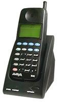 Avaya 9040 Digital Wireless Phone and Charger