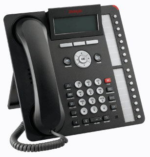 Avaya 1600 Series IP Phones Avaya 1608