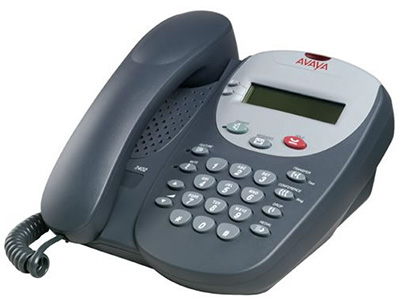 Avaya 2402D Digital Phone for IP Office of Communication Manager