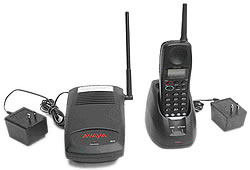Avaya 3810 Wireless Phone