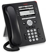 Avaya 9608G IP phone IP Office deskphone VoIP