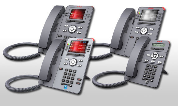 Avaya J100 Series IP phone