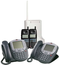 Avaya IP Office VoIP business phone system