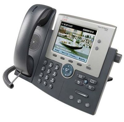 Cisco 7945G Unified IP Phone 7945 voip telephone