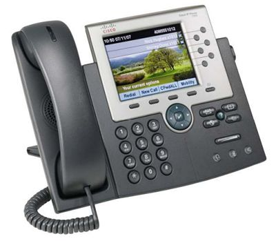 Cisco 7965G Unified IP Phone 7965 voip telephone