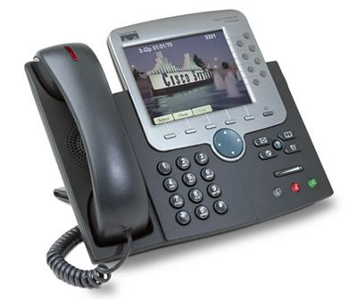 Cisco 7970G Unified IP Phone