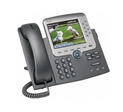 Cisco 7975G Unified IP Phone 7975 voip telephone