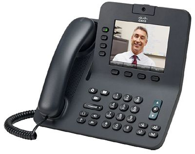 Cisco 8945 Unified IP Phone 8945 sip telephone