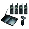 Durafon PRO Base with 4 Handsets