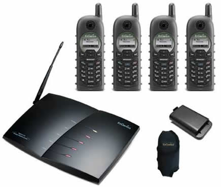 DuraFon Pro long range wireless phone system cordless phones