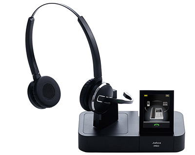 Jabra PRO 9460 Dual Wireless Headset