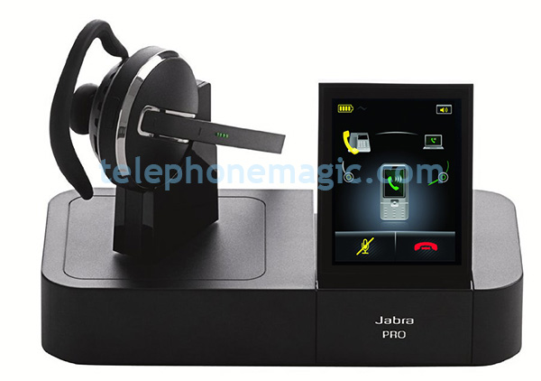 Jabra PRO 9470 Wireless UC Headset