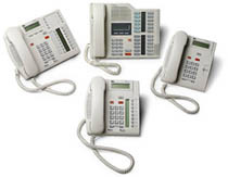 Norstar Phones T7316e T7208 T7406 T7100 M7324 telephones