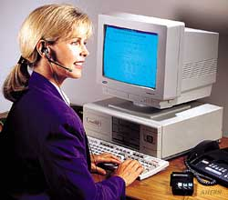Telephone Magic is your ONE STOP SOURCE for business telephone headsets!
