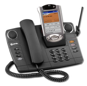 Mitel 5230 IP phone VoIP telephone