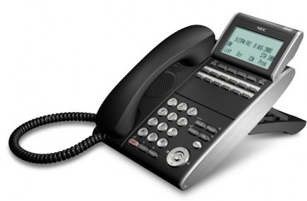 NEC DT730 ITL-12D-1 IP phone Univerge SV8100 telephone VoIP terminal