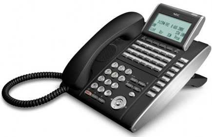 NEC DT730 ITL-32D IP phone Univerge SV8100 telephone VoIP terminal