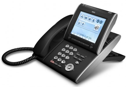 NEC IP phones VoIP telephones