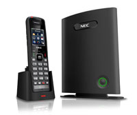 NEC ML440 multi-line phone SMB Wireless IP DECT telephone