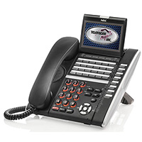 NEC ITZ-32CG-3 IP Phone with Color Display