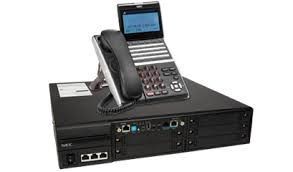 NEC SV9100 phone system and display telephone