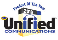 Unified Communications Product of the Year Award 2010