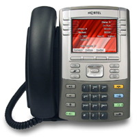 Nortel 1165e IP phone 1165 VoIP telephone