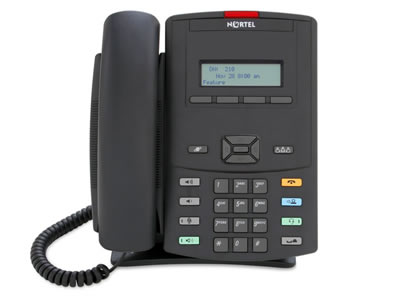 Nortel 1210 IP phone 1210 VoIP telephone