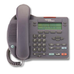 Nortel i2000 IP phones VoIP telephones