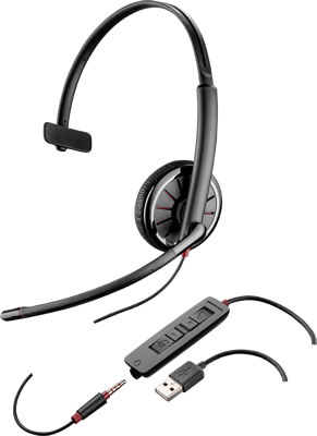 Plantronics Blackwire C315 USB phone headset