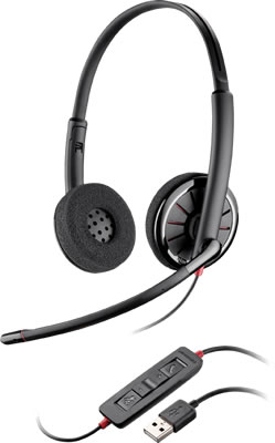 Plantronics Blackwire C320-M USB phone headset