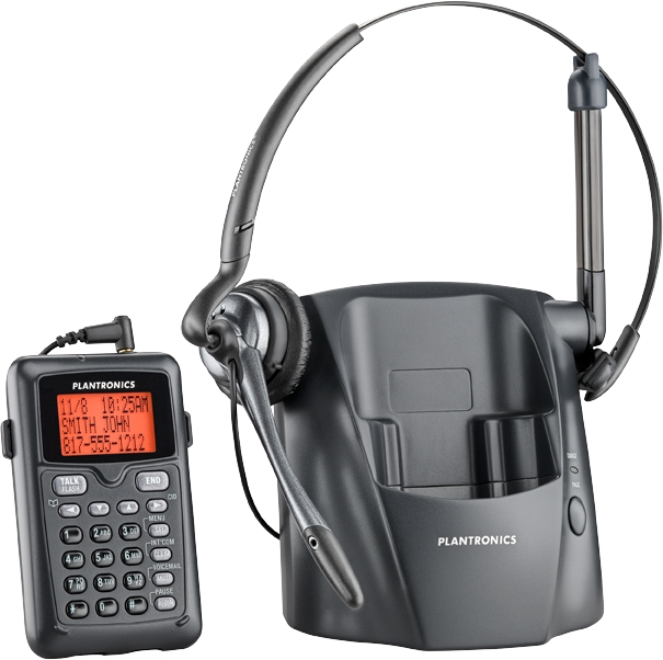 CT14 complete headset system from Plantronics