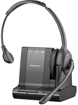 Plantronics Savi 710 wireless phone headset cordless telephone headset