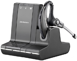 Plantronics Savi W730 wireless phone headset UC Standard optimized for Unified Communications