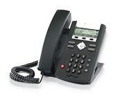 SoundPoint IP 321 SIP phone desktop telephone