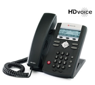 SoundPoint IP 335 SIP phone desktop telephone