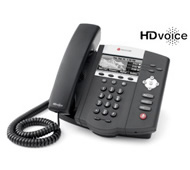 SoundPoint IP 450 SIP phone desktop telephone