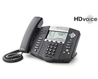 SoundPoint IP 550 SIP phone desktop telephone