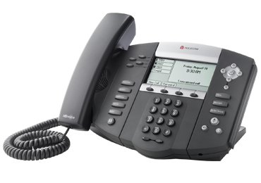 Polycom IP phone SoundPoint IP 560 desktop SIP telephone