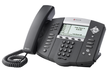 Polycom IP phone SoundPoint IP 650 desktop SIP telephone
