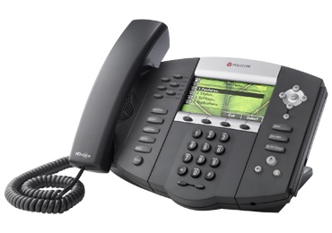 Polycom IP phone SoundPoint IP 670 desktop SIP telephone