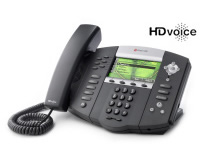 SoundPoint IP 670 color SIP phone desktop telephone