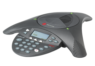 Polycom SoundStation2 Avaya 2490 conference phone audio conferencing telephone unit