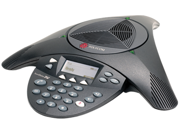 Polycom's newest SoundStation 2 Conference Phone