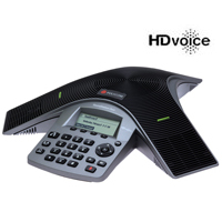 Polycom SoundStation Duo dual-mode analog/IP conference phone