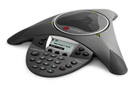 Polycom SoundStation IP 6000 conference phone ip6000 audio conferencing unit